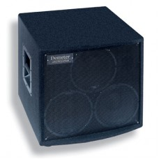 "BSC-310 3 x 10"" Bass Speaker Cabinet (w/ Coax High Frequency Driver)"